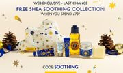 Free Shea Butter Soothing Collection When You Spend £70
