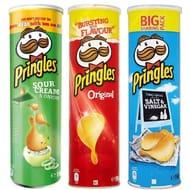 Pringles Crisps 200g (All Varieties) HALF PRICE!