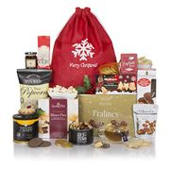 Festive Favourites Christmas Hamper - the Delicious Gourmet Xmas Gift