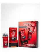 LOreal Men Expert Stress Resist Duo Gift Set: Shower Gel & Deodorant