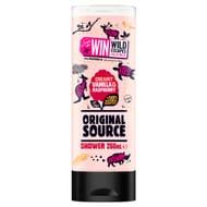 Original Source Vanilla &R/Berry Shower Gel 250Ml