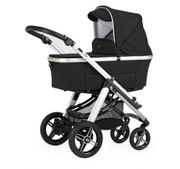 Bebecar Modern I Top 2in1 Pram System - Black or Grey