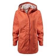 Craghoppers Women's Madigan Classic II Jacket Hooded Coat - Waterproof Pockets