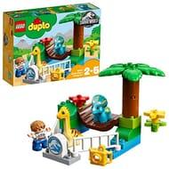 Best Ever Price! LEGO 10879 DUPLO Jurassic World Gentle Giants Petting Zoo