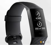 SAVE £30 at AMAZON - Fitbit Charge 3 Advanced Fitness Tracker
