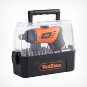 50pc Cordless Screwdriver Set