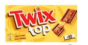 Twix Top Flat Bars Are Now Back!
