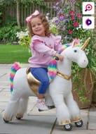 Ride on Mechanical Unicorn Now HALF PRICE
