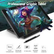 62% Off !! BOSTO 16HD 15.6 Inch IPS Graphics Drawing Tablet