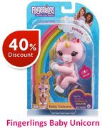 Fingerlings Baby Unicorn - Gemma