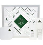 LACOSTE L1212 Pour Lui Pure Perfume Shower Gel & Deodorant Stick Set