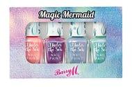 Barry M under the Sea Nail Paint Set, Magic Mermaid (4 Nail Paints) at Amazon