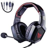 50% off Gaming Headset K8 3.5mm Stereo Sound Ergonomic Design £10.99