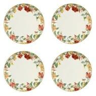 "Spode Maui Dinner Plate Set of 4 Dishwasher safevDessert Serving Plate - 10.5"""