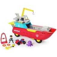 PAW Patrol Sea Patroller Vehicle at Argos - Only £45