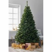 *SAVE £20* Wilko 7ft Canadian Fir Artificial Christmas Tree FREE C&C