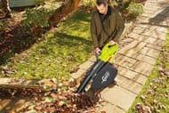 3-in-1 3500W Garden Blower, Vacuum & Shredder