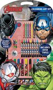 Disney Avengers Colouring Set 50% off + Free Delivery