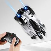 SGILE Remote Control Car Toy for 6 -10 Years Old Kids - Dual Mode 360 Rotation