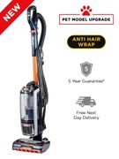 Shark Anti Hair Wrap Upright Vacuum Cleaner with Powered Lift-Away [NZ801UKT]