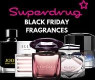 Superdrug Black Friday Fragrances Has Started!