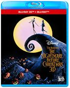 Best Ever Price! the Nightmare before Christmas 3D Blu-Ray