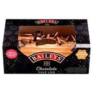 Baileys Chocolate Yule Log