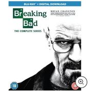 Breaking Bad the Complete Series (Seasons 1-5) Blu-Ray + Digital £10.99 In-Store