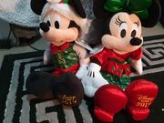 2019 Mickey and Minnie Mouse