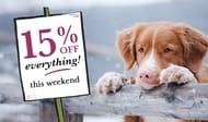 Forthglade Natural Dog Food & Treats 15% Off