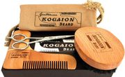 Beard Grooming Kit for Men - Gifts for Men with Beard