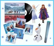 Win a Huge Frozen Themed Goodie Bag