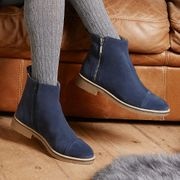 Cromarty Suede Boots