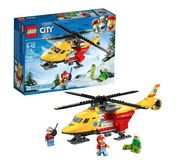 Lego City City Police Patrol Car & Helicopter 88%off @B&M Dunstable