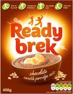 Weetabix Ready Brek Super Smooth Chocolate Porridge 49% OFF