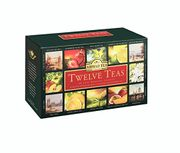 Ahmad Tea Collection of Black, Fruit-Flavoured & Green Teas - 60 Teabags