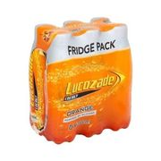 Lucozade Energy Orange Fridge Pack 6x380