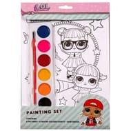 LOL Surprise Painting Set - Kids Crafts