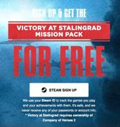 Victory at Stalingrad Mission Pack DLC for Company of Heroes 2