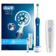 Oral-B Pro 3000 Cross Action Electric Toothbrush