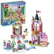 LEGO DISNEY PRINCESS - Ariel, Aurora, and Tiana's Royal Celebration