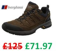 Berghaus Men's Fellmaster Active Tech Low Rise Hiking Boots