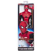 Marvel Spider-Man: Spider-Man Super Hero Toy with Titan Hero Power FX Port