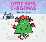 Little Miss Christmas (Mr. Men & Little Miss Celebrations) Paperback