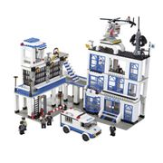 Wilko Blox Police Station Mega Set Down From £30 to £20
