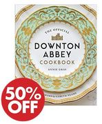 NEW! The Official Downton Abbey Cookbook *4.9 STARS*