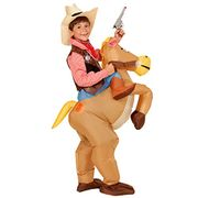 Widmann Kids Inflatable Horse Fancy Dress Costume (Possibly 2 Pack)