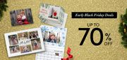 60% off 8x6 Flat Card Sets