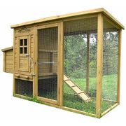 Pets Imperial Wentworth Large Deluxe Chicken Coop Hen Ark House