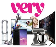 Black Friday Deals at Very - TVs, Dyson, Laptops, Mobiles & More!